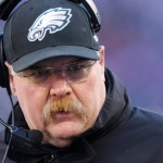Negotiations between Andy Reid with Kansas City Chiefs to be their new coach