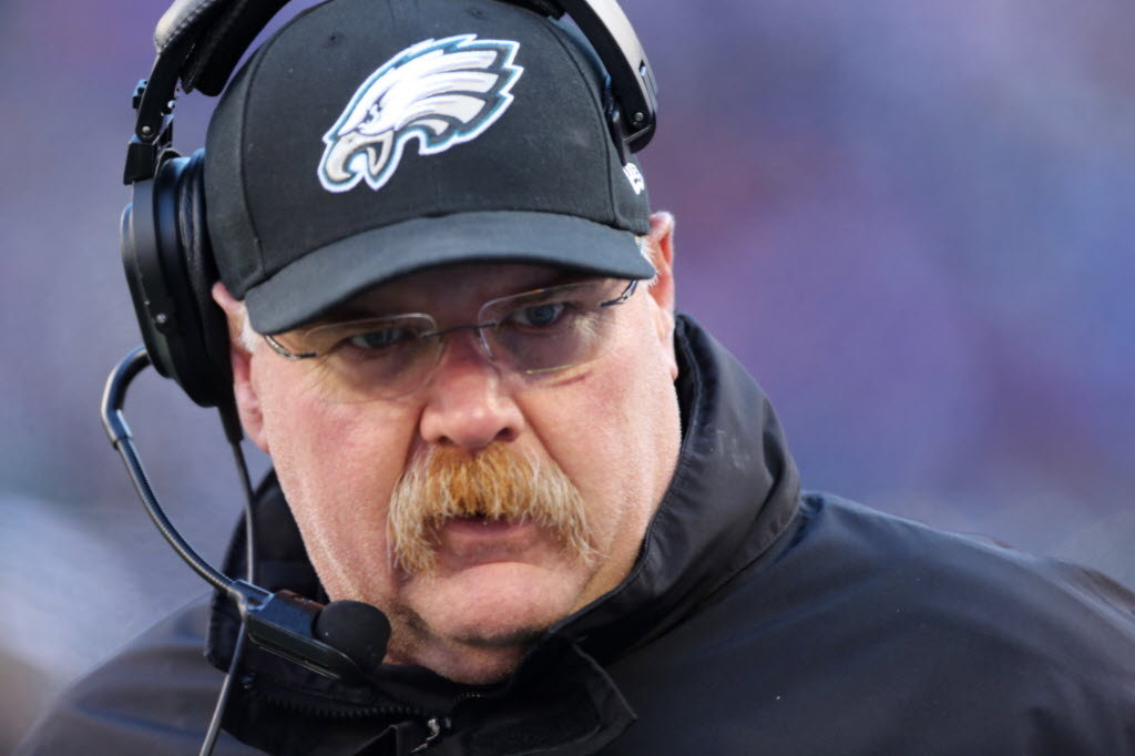 Negotiations Between Andy Reid With Kansas City Chiefs To