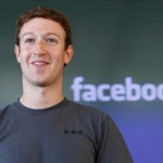 Founder of Facebook, Mark Zuckerberg, is no longer on his social network
