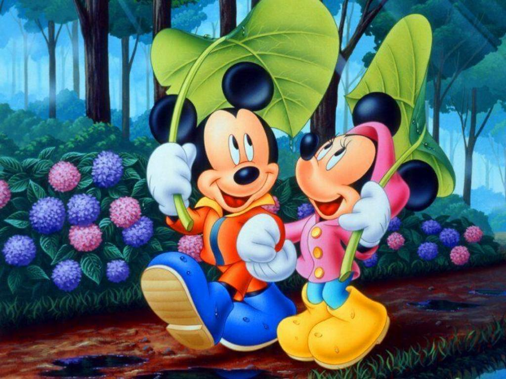 Mickey-Mouse-Minnie