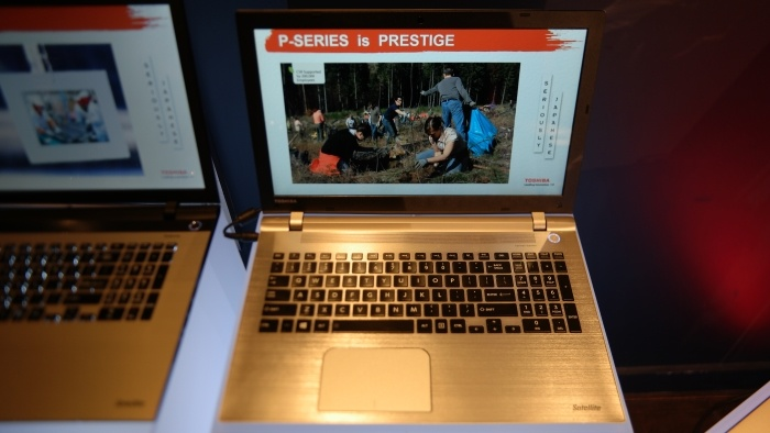 Toshiba P-series computers https://www.searchub.com/blog/best-toshiba-laptops-in-2015/