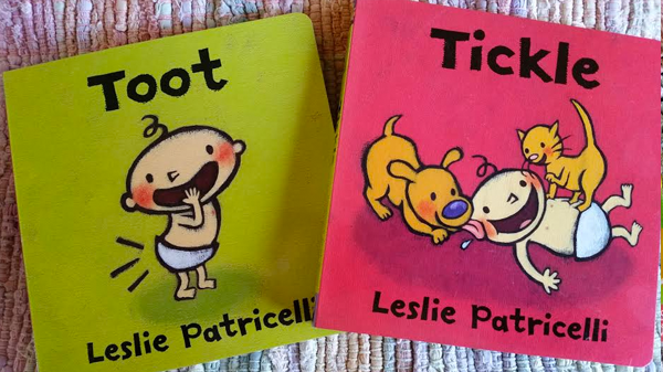 Tickle By Leslie Patricelli www.searchub.com