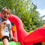 Games You Should Definitely Play In A Bounce House With Your Kids