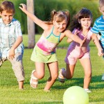 Top 6 outdoor games for kids in the summer