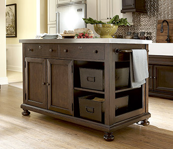 Kitchen Islands & Pantry Furniture